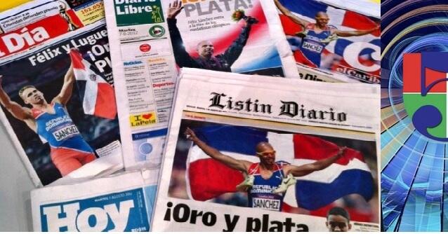 Periódicos-dominicanos-