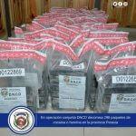 dncd-incauta-298-paquetes-de-droga-en-peravia-y-apresa-a-dos-dominicanos