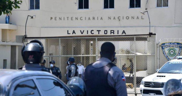 La-cárcel-de-La-Victoria-intervenida-por-las-autoridades-por-muerte-en-el-sector-Las-Caobas.-1024x532