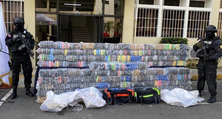 Cocaína-decomisada-en-San-Pedro-de-Macorís
