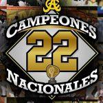 Las Aguilas vencen a los Gigantes y obtienen corona 22 beisbol de la RD