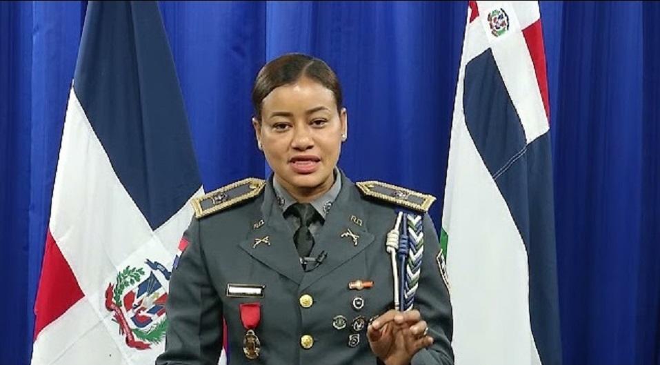 Ana-Jiménez-Cruceta-nueva-vocera-de-la-institución-a-la-teniente-coronel.